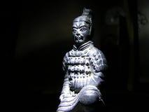 Die Terrakotta-Krieger Stockfotos
