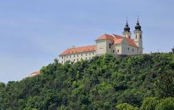 Die Tihany-Halbinsel in Ungarn Stockbilder