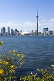 Die Toronto-Skyline Lizenzfreie Stockfotografie