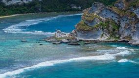 Die Trauminsel von Saipan lizenzfreies stockfoto