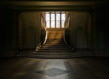 Die Treppen Lizenzfreies Stockbild
