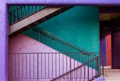 Die Treppen Lizenzfreie Stockfotos