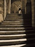 Die Treppen stockfoto