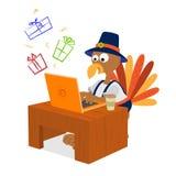 Die Türkei, die online kauft Lizenzfreie Stockfotos
