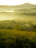 Die tschechische Schweiz Lizenzfreie Stockbilder