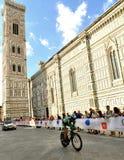 Die 2013 UCI-Straßen-Weltmeisterschaften in Florenz, Toskana, Italien Stockfotografie