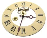 Die Uhr. Stockfotos