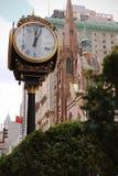 Die Uhr tickt weg Stockfotos