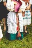 Die ukrainischen nationalen Klage der Frauen Lizenzfreie Stockfotos