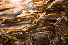 Die Undara Lava-Gefäße Lizenzfreie Stockbilder