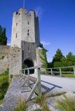 Die UNESCO-Welterbestätte visby in sweden.GN Lizenzfreies Stockfoto