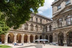 Die Universität von Wien (Universitat Wien) Stockfoto