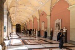 Die Universität von Wien (Universitat Wien) Stockbilder