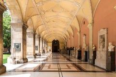 Die Universität von Wien (Universitat Wien) Lizenzfreies Stockfoto