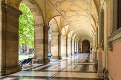 Die Universität von Wien (Universitat Wien) Lizenzfreie Stockfotografie