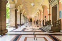 Die Universität von Wien (Universitat Wien) Stockbild