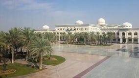 Die Universit?t von Scharjah-Campus, Vereinigte Arabische Emirate stockfotografie