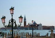 Die venetianische Landschaft, Italien stockbilder