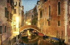 Die venetianische Landschaft, Italien lizenzfreie stockfotografie