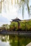 Die Verbotene Stadt in Peking lizenzfreies stockfoto