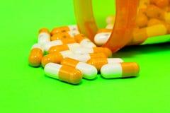 Die Verordnungmedikation lizenzfreie stockbilder
