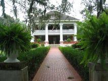 Die Villa stockfotografie