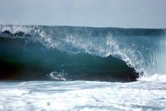 Die vollkommene Welle Stockfotografie