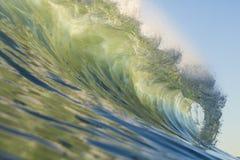 Die vollkommene Welle Stockbild