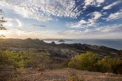 Die würdevolle Bucht in Nord-Madagaskar Lizenzfreies Stockfoto