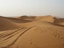 Die Wüste stockbilder