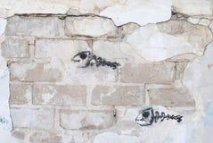 Die Wand lizenzfreie stockfotos