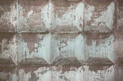 Die Wand des alten Hintergrundes Stockfotos