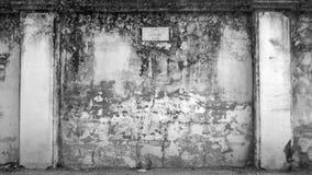Die Wand des alten Tempels Lizenzfreies Stockbild