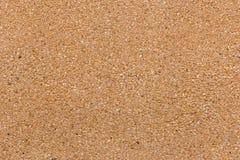 Die Wand des Sandbeschaffenheitshintergrundes Lizenzfreie Stockfotos