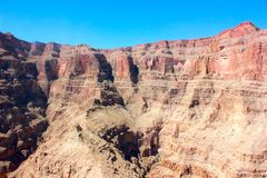Die Wand Nationalparks Grand Canyon s Stockfoto