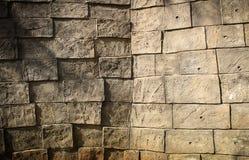 Die Wand Thailand lizenzfreies stockfoto