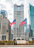 Die Waren Mart Hall des Ruhmes in Chicago Lizenzfreie Stockfotos