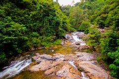 Die Wasserfälle Stockfotografie