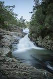 Die Wasserfälle Lizenzfreies Stockbild