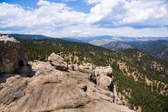 Die Wasserscheide, Colorado Stockfotografie