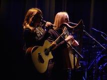 Die Webb Schwestern (Charlie u. Hattie Webb) Lizenzfreies Stockbild