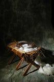 Die Weihnachtsmetapher Stockfotografie