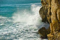 Die Welle stockfotos