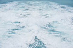 Die Welle Lizenzfreies Stockbild