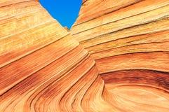 Die Welle, Südwesten, Arizona - Utah Stockfotos