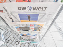 Die Welt Stock Photography