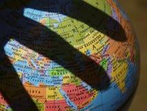 Die Welt ist in Ihren Händen Lizenzfreie Stockbilder