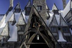Die Welt von Harry Potter Stockfotos