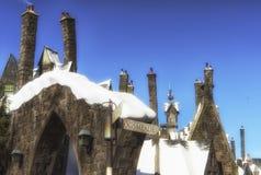 Die Welt von Harry Potter Stockbild