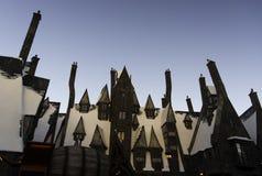 Die Welt von Harry Potter Stockfotografie